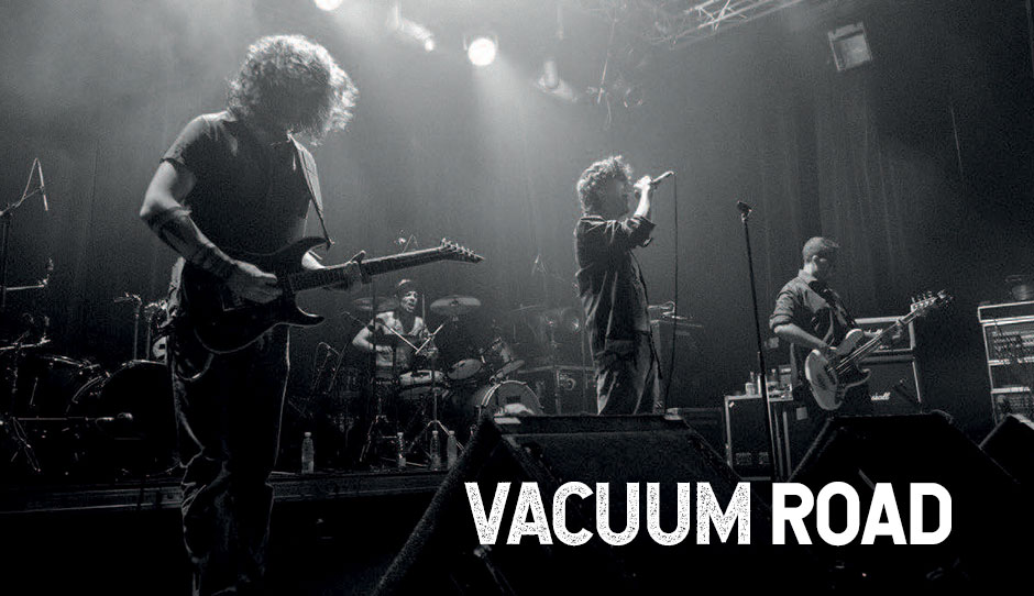 Nuit De Kal 2018 - Vacuum Road - Kabardock