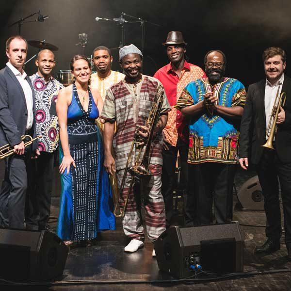 Kabardock 2018 African Salsa Orchestra