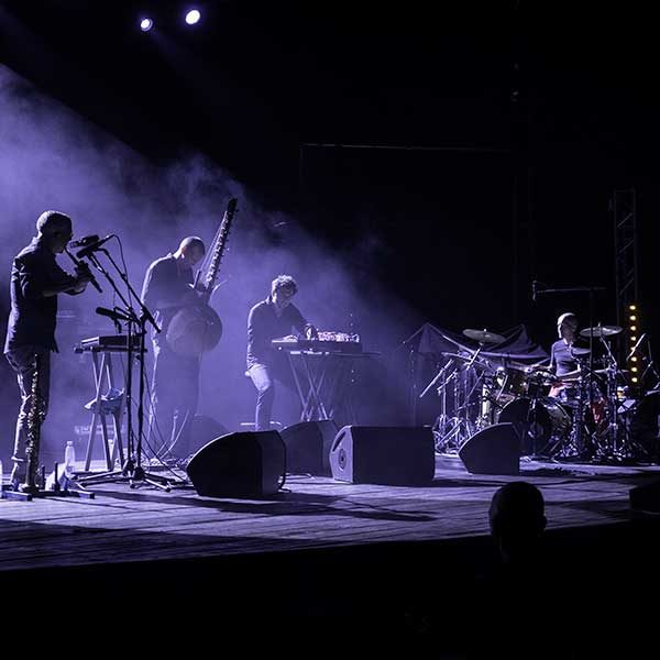Lo Griyo invite Bojan Z au Kabardock - 2018