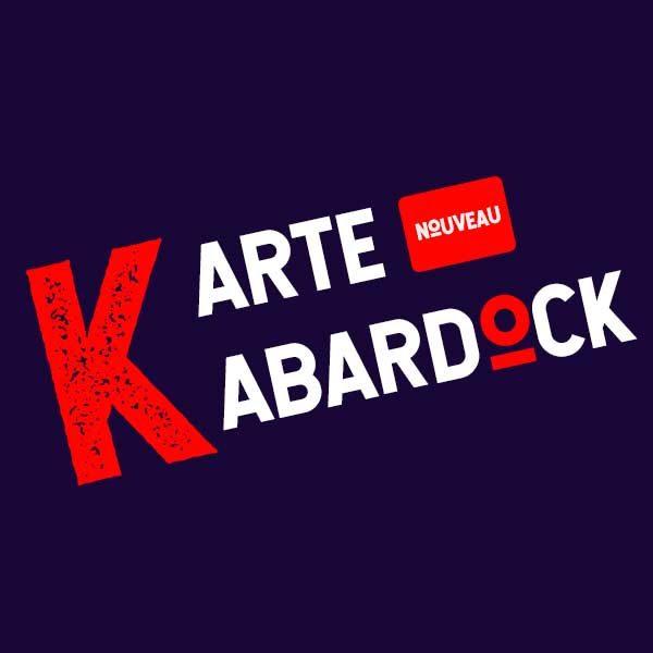 Karte Kabardock